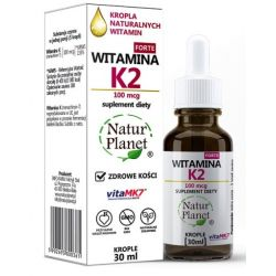 NATUR PLANET WITAMINA K2 FORTE
